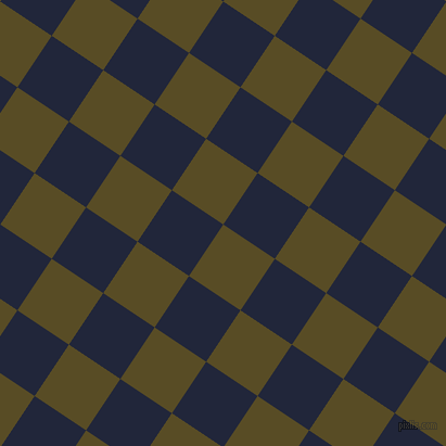 56/146 degree angle diagonal checkered chequered squares checker pattern checkers background, 57 pixel squares size, , Bronze Olive and Midnight Express checkers chequered checkered squares seamless tileable