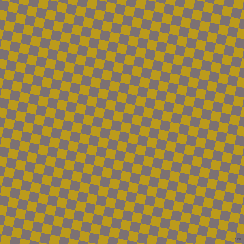 79/169 degree angle diagonal checkered chequered squares checker pattern checkers background, 32 pixel square size, , Buddha Gold and Empress checkers chequered checkered squares seamless tileable