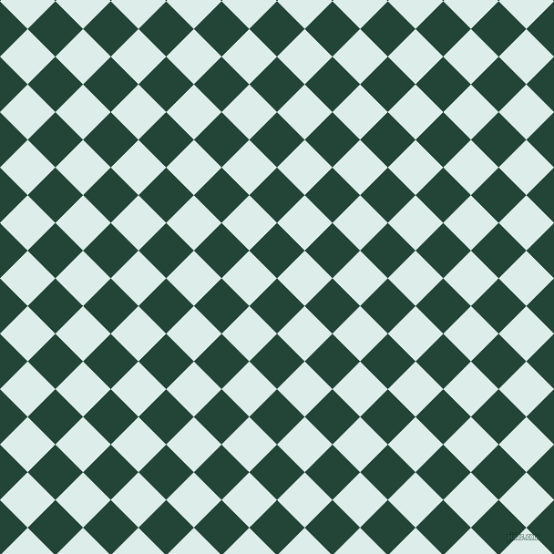 45/135 degree angle diagonal checkered chequered squares checker pattern checkers background, 43 pixel square size, , Burnham and Tranquil checkers chequered checkered squares seamless tileable