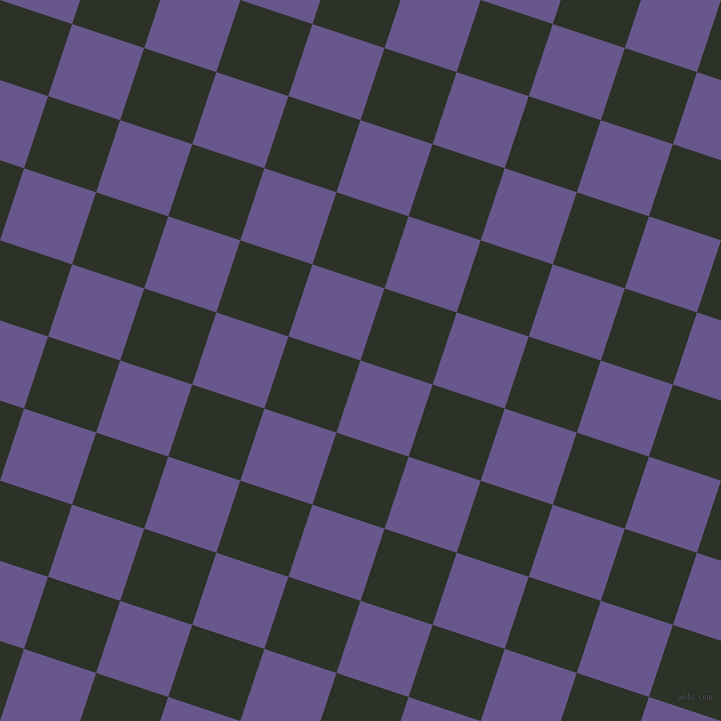 72/162 degree angle diagonal checkered chequered squares checker pattern checkers background, 76 pixel square size, , Butterfly Bush and Black Forest checkers chequered checkered squares seamless tileable