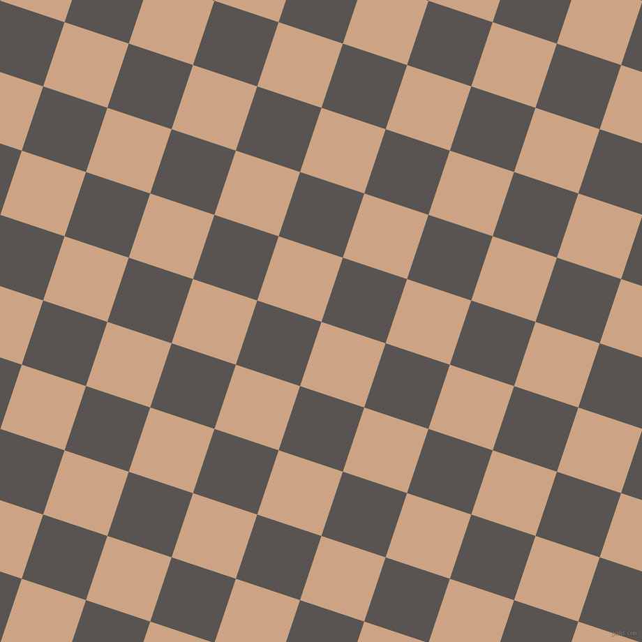 72/162 degree angle diagonal checkered chequered squares checker pattern checkers background, 97 pixel square size, , Cameo and Tundora checkers chequered checkered squares seamless tileable
