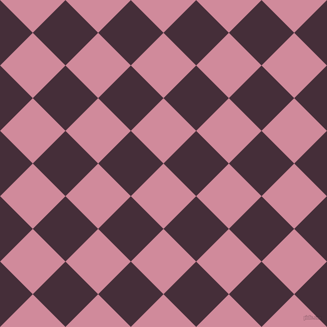45/135 degree angle diagonal checkered chequered squares checker pattern checkers background, 93 pixel squares size, , Can Can and Barossa checkers chequered checkered squares seamless tileable