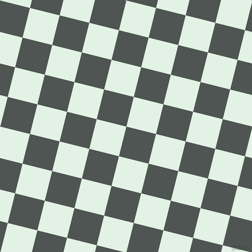 76/166 degree angle diagonal checkered chequered squares checker pattern checkers background, 62 pixel square size, , Cape Cod and Frosted Mint checkers chequered checkered squares seamless tileable