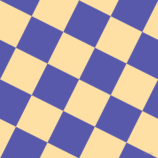 63/153 degree angle diagonal checkered chequered squares checker pattern checkers background, 138 pixel squares size, , Cape Honey and Rich Blue checkers chequered checkered squares seamless tileable