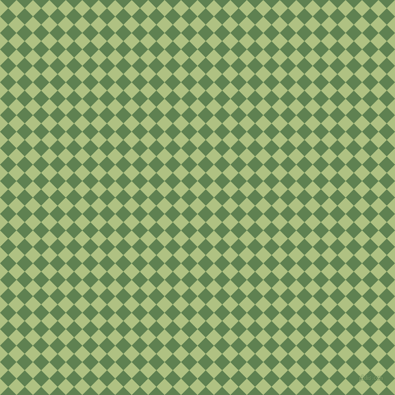 45/135 degree angle diagonal checkered chequered squares checker pattern checkers background, 17 pixel square size, , Caper and Glade Green checkers chequered checkered squares seamless tileable