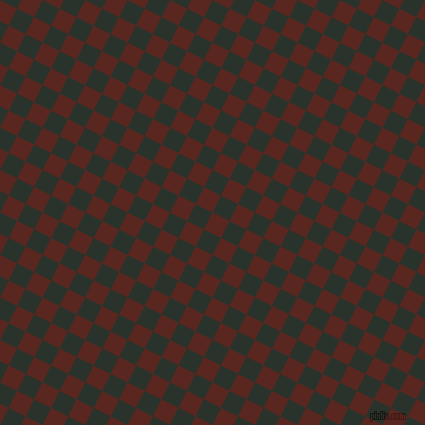 63/153 degree angle diagonal checkered chequered squares checker pattern checkers background, 19 pixel squares size, Caput Mortuum and Gordons Green checkers chequered checkered squares seamless tileable