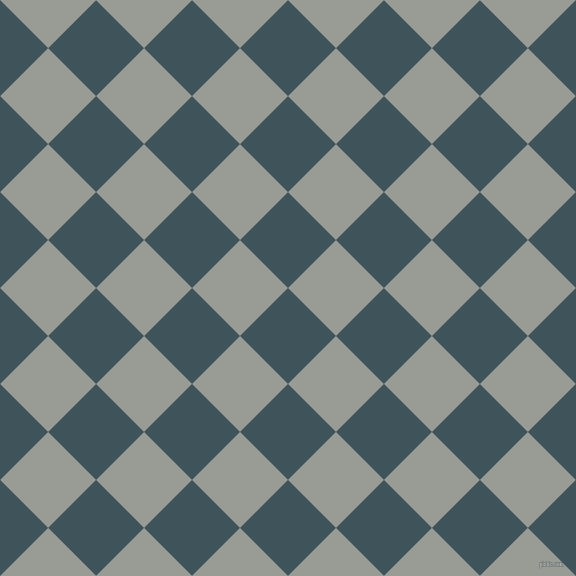45/135 degree angle diagonal checkered chequered squares checker pattern checkers background, 98 pixel squares size, , Casal and Delta checkers chequered checkered squares seamless tileable