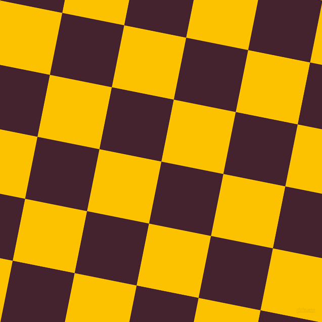 79/169 degree angle diagonal checkered chequered squares checker pattern checkers background, 125 pixel square size, , Castro and Golden Poppy checkers chequered checkered squares seamless tileable