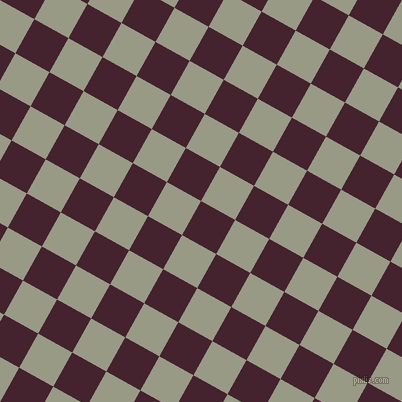 61/151 degree angle diagonal checkered chequered squares checker pattern checkers background, 39 pixel square size, , Castro and Lemon Grass checkers chequered checkered squares seamless tileable