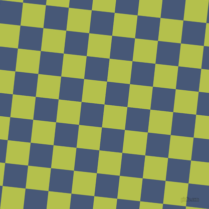 84/174 degree angle diagonal checkered chequered squares checker pattern checkers background, 46 pixel squares size, , Celery and Chambray checkers chequered checkered squares seamless tileable