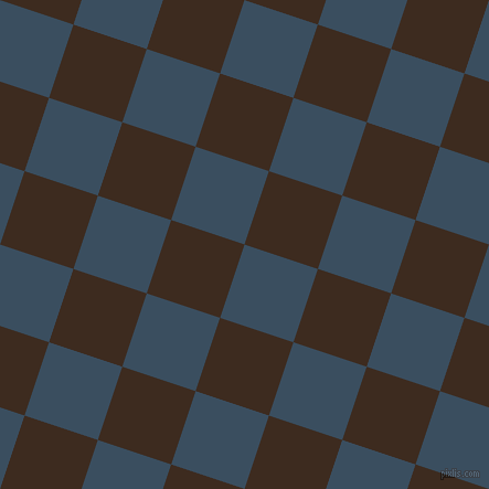 72/162 degree angle diagonal checkered chequered squares checker pattern checkers background, 70 pixel square size, , Cello and Bistre checkers chequered checkered squares seamless tileable