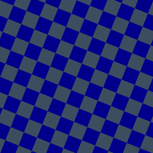 68/158 degree angle diagonal checkered chequered squares checker pattern checkers background, 46 pixel square size, , Cello and Dark Blue checkers chequered checkered squares seamless tileable