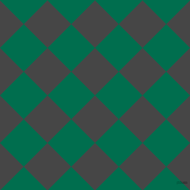45/135 degree angle diagonal checkered chequered squares checker pattern checkers background, 113 pixel squares size, , Charcoal and Watercourse checkers chequered checkered squares seamless tileable