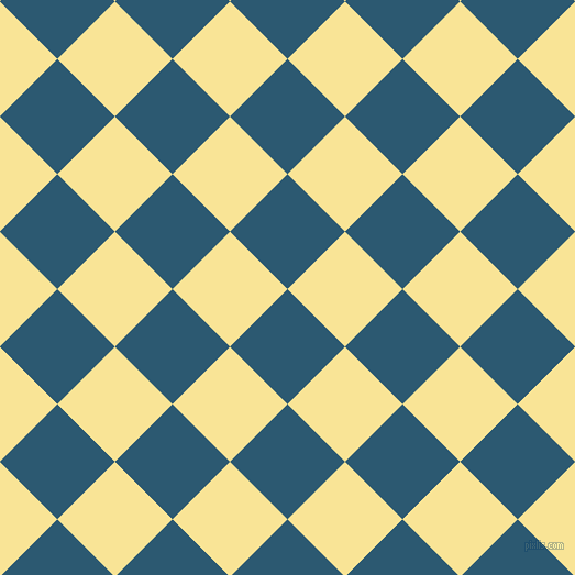 45/135 degree angle diagonal checkered chequered squares checker pattern checkers background, 74 pixel square size, , Chathams Blue and Vis Vis checkers chequered checkered squares seamless tileable