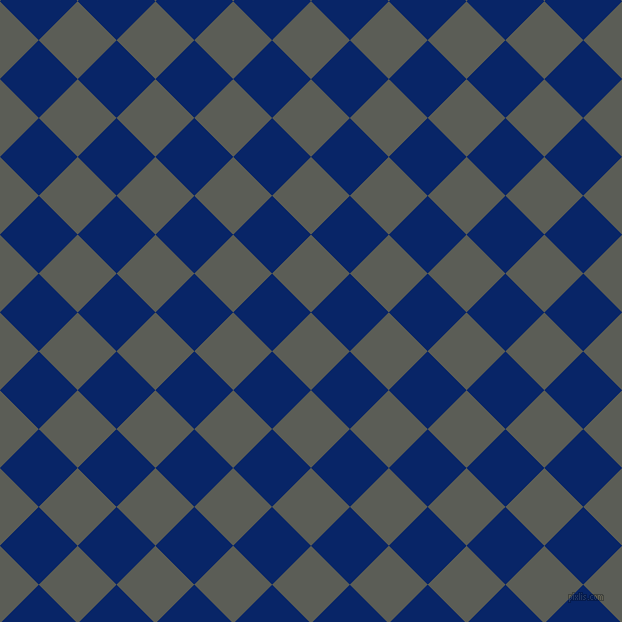 45/135 degree angle diagonal checkered chequered squares checker pattern checkers background, 55 pixel squares size, , Chicago and Sapphire checkers chequered checkered squares seamless tileable