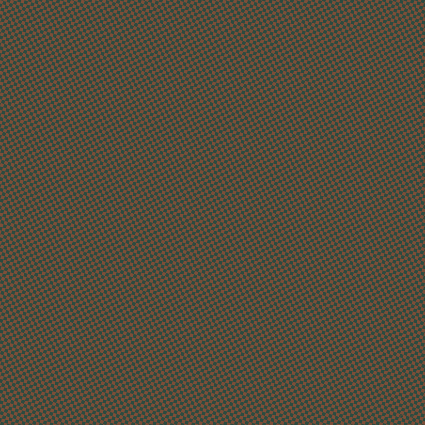 73/163 degree angle diagonal checkered chequered squares checker pattern checkers background, 7 pixel square size, , Cigar and Te Papa Green checkers chequered checkered squares seamless tileable