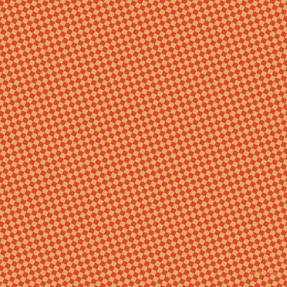 63/153 degree angle diagonal checkered chequered squares checker pattern checkers background, 7 pixel square size, , Cinnabar and Equator checkers chequered checkered squares seamless tileable