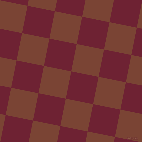 79/169 degree angle diagonal checkered chequered squares checker pattern checkers background, 92 pixel squares size, , Claret and Peanut checkers chequered checkered squares seamless tileable
