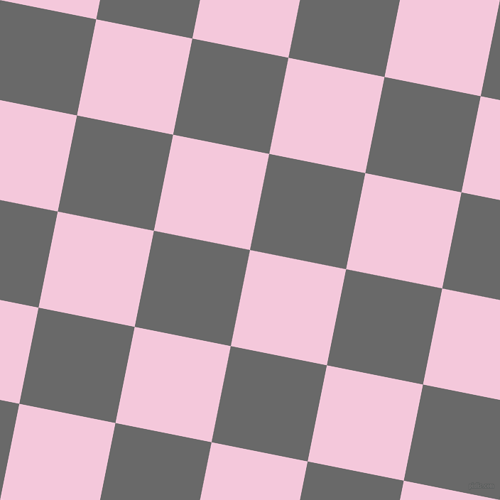 79/169 degree angle diagonal checkered chequered squares checker pattern checkers background, 138 pixel square size, , Classic Rose and Dim Gray checkers chequered checkered squares seamless tileable