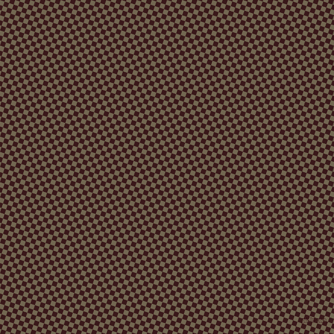 72/162 degree angle diagonal checkered chequered squares checker pattern checkers background, 7 pixel square size, , Coffee and Rustic Red checkers chequered checkered squares seamless tileable