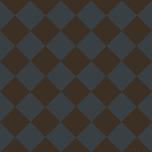 45/135 degree angle diagonal checkered chequered squares checker pattern checkers background, 74 pixel squares size, , Cola and Charade checkers chequered checkered squares seamless tileable