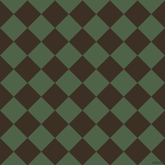 45/135 degree angle diagonal checkered chequered squares checker pattern checkers background, 66 pixel squares size, Cola and Tom Thumb checkers chequered checkered squares seamless tileable