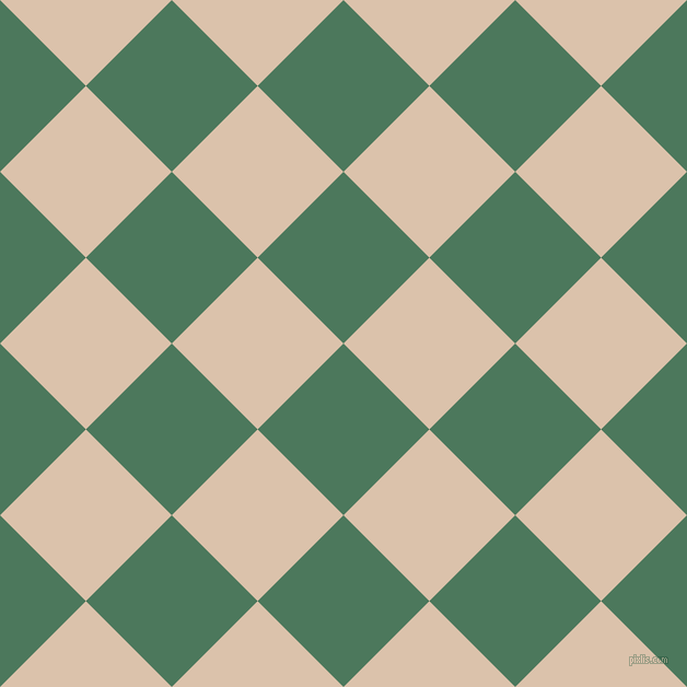 45/135 degree angle diagonal checkered chequered squares checker pattern checkers background, 111 pixel squares size, , Como and Bone checkers chequered checkered squares seamless tileable