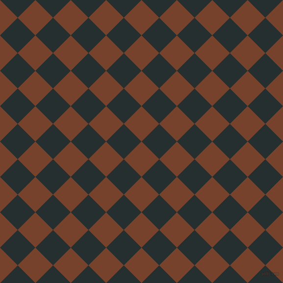 45/135 degree angle diagonal checkered chequered squares checker pattern checkers background, 51 pixel squares size, , Copper Canyon and Swamp checkers chequered checkered squares seamless tileable