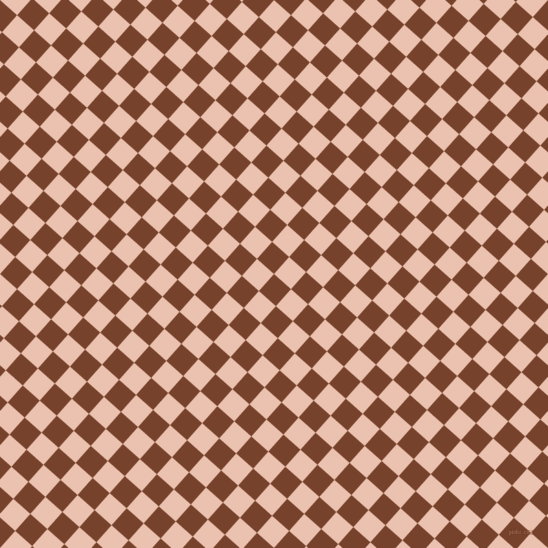 48/138 degree angle diagonal checkered chequered squares checker pattern checkers background, 33 pixel squares size, , Copper Canyon and Zinnwaldite checkers chequered checkered squares seamless tileable