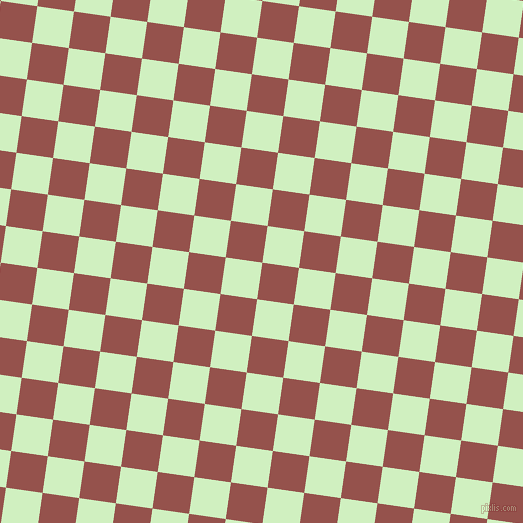 82/172 degree angle diagonal checkered chequered squares checker pattern checkers background, 37 pixel squares size, , Copper Rust and Tea Green checkers chequered checkered squares seamless tileable