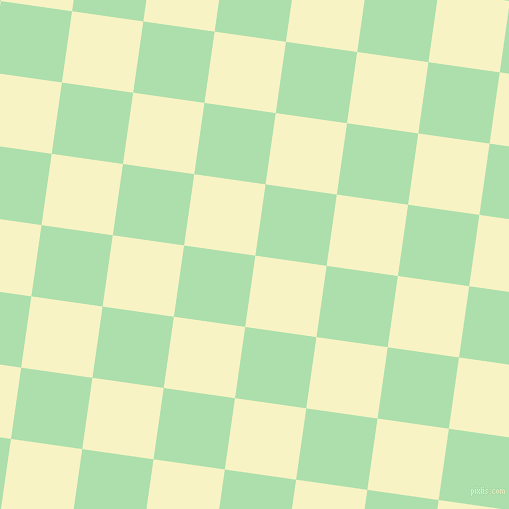 82/172 degree angle diagonal checkered chequered squares checker pattern checkers background, 72 pixel squares size, , Corn Field and Moss Green checkers chequered checkered squares seamless tileable