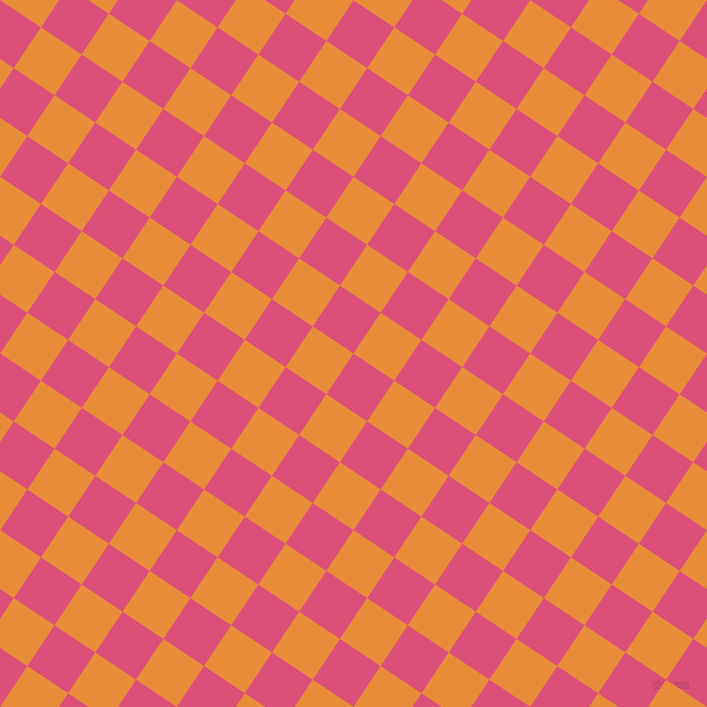 56/146 degree angle diagonal checkered chequered squares checker pattern checkers background, 49 pixel squares size, , Cranberry and California checkers chequered checkered squares seamless tileable