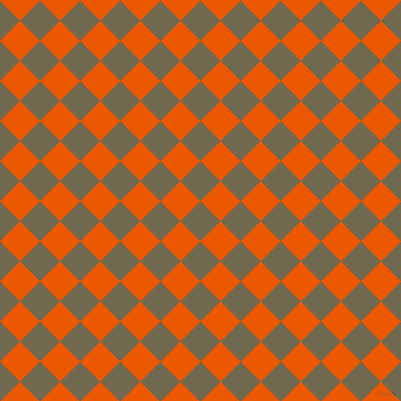 45/135 degree angle diagonal checkered chequered squares checker pattern checkers background, 57 pixel squares size, , Crocodile and Persimmon checkers chequered checkered squares seamless tileable