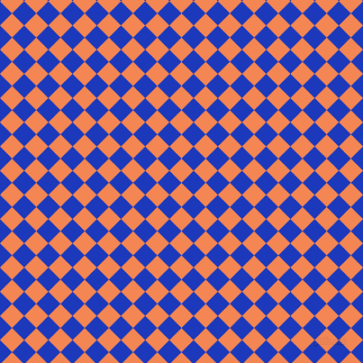 45/135 degree angle diagonal checkered chequered squares checker pattern checkers background, 19 pixel squares size, , Crusta and Persian Blue checkers chequered checkered squares seamless tileable