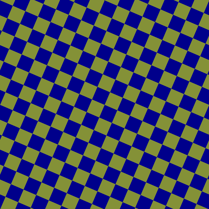 67/157 degree angle diagonal checkered chequered squares checker pattern checkers background, 48 pixel square size, , Dark Blue and Wasabi checkers chequered checkered squares seamless tileable