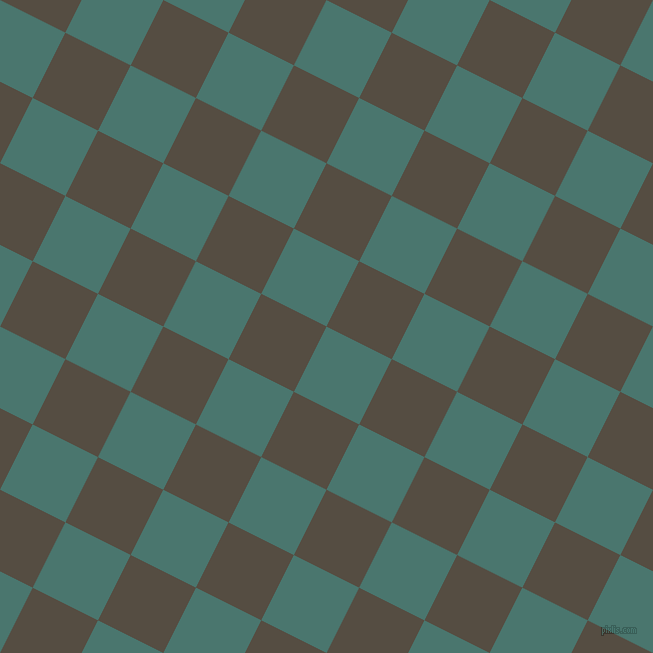 63/153 degree angle diagonal checkered chequered squares checker pattern checkers background, 73 pixel square size, , Dark Green Copper and Mondo checkers chequered checkered squares seamless tileable