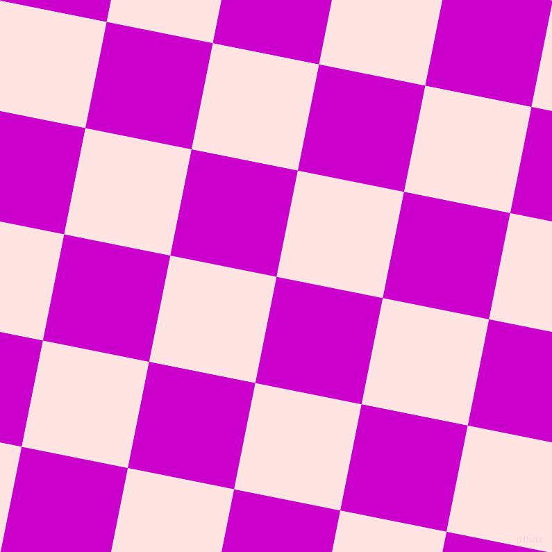 79/169 degree angle diagonal checkered chequered squares checker pattern checkers background, 156 pixel squares size, , Deep Magenta and Misty Rose checkers chequered checkered squares seamless tileable