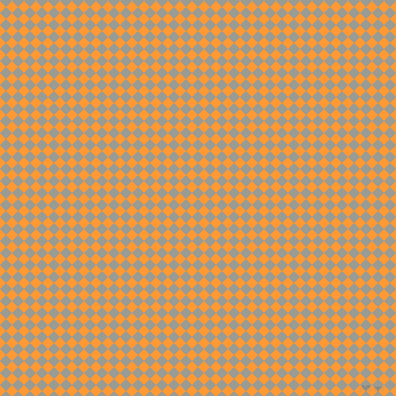 45/135 degree angle diagonal checkered chequered squares checker pattern checkers background, 12 pixel squares size, Delta and Neon Carrot checkers chequered checkered squares seamless tileable