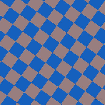 54/144 degree angle diagonal checkered chequered squares checker pattern checkers background, 52 pixel square size, , Denim and Opium checkers chequered checkered squares seamless tileable