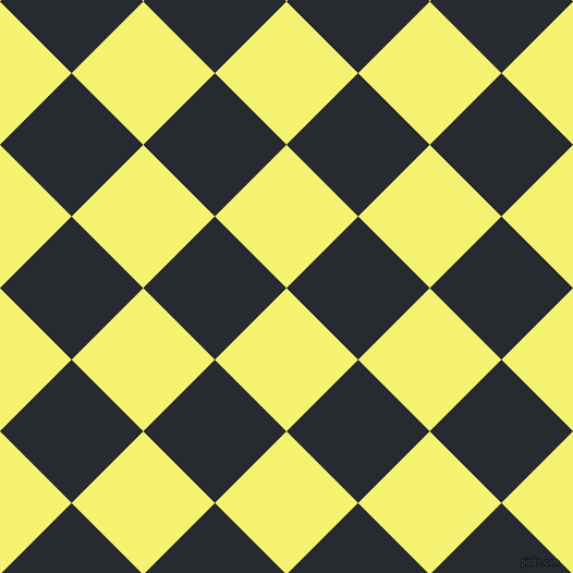 45/135 degree angle diagonal checkered chequered squares checker pattern checkers background, 93 pixel square size, , Dolly and Blue Charcoal checkers chequered checkered squares seamless tileable