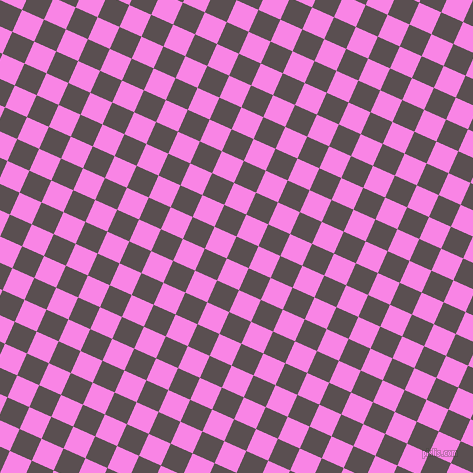 66/156 degree angle diagonal checkered chequered squares checker pattern checkers background, 24 pixel squares size, , Don Juan and Pale Magenta checkers chequered checkered squares seamless tileable