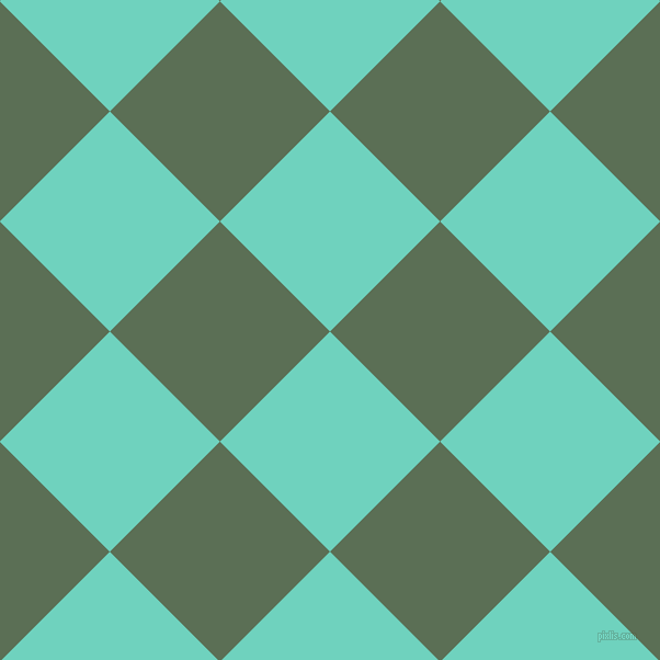 45/135 degree angle diagonal checkered chequered squares checker pattern checkers background, 142 pixel squares size, Downy and Cactus checkers chequered checkered squares seamless tileable