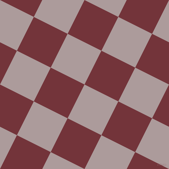 63/153 degree angle diagonal checkered chequered squares checker pattern checkers background, 150 pixel squares size, , Dusty Grey and Merlot checkers chequered checkered squares seamless tileable