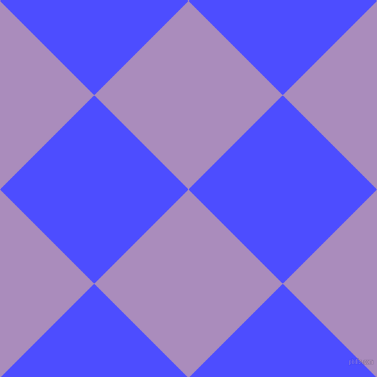 45/135 degree angle diagonal checkered chequered squares checker pattern checkers background, 192 pixel square size, , East Side and Neon Blue checkers chequered checkered squares seamless tileable