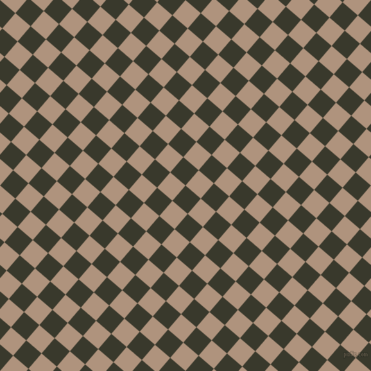 49/139 degree angle diagonal checkered chequered squares checker pattern checkers background, 29 pixel squares size, El Paso and Sandrift checkers chequered checkered squares seamless tileable