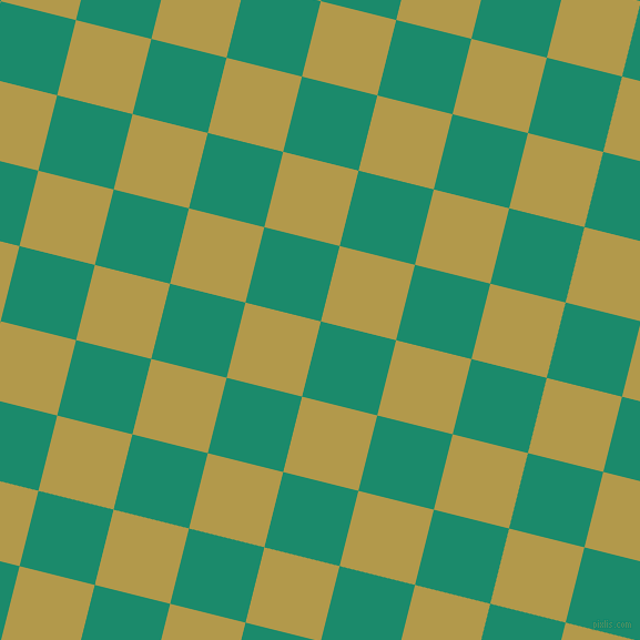 76/166 degree angle diagonal checkered chequered squares checker pattern checkers background, 70 pixel square size, , Elf Green and Husk checkers chequered checkered squares seamless tileable
