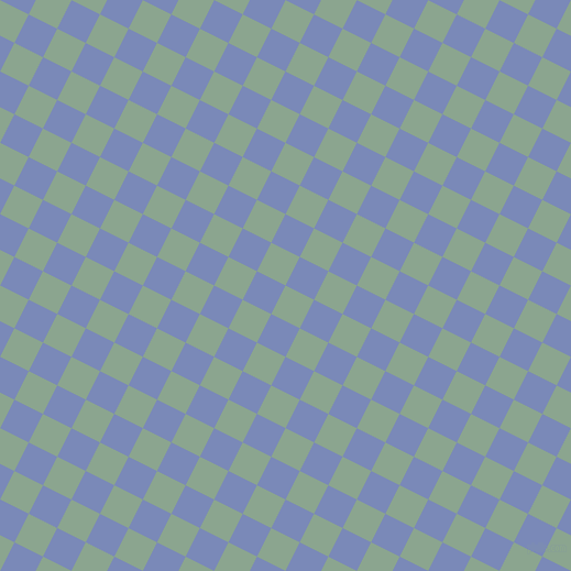 63/153 degree angle diagonal checkered chequered squares checker pattern checkers background, 29 pixel square size, , Envy and Wild Blue Yonder checkers chequered checkered squares seamless tileable