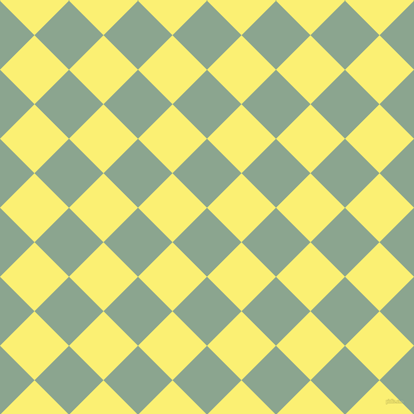45/135 degree angle diagonal checkered chequered squares checker pattern checkers background, 97 pixel square size, , Envy and Witch Haze checkers chequered checkered squares seamless tileable