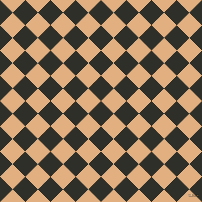 45/135 degree angle diagonal checkered chequered squares checker pattern checkers background, 57 pixel squares size, , Eternity and Manhattan checkers chequered checkered squares seamless tileable