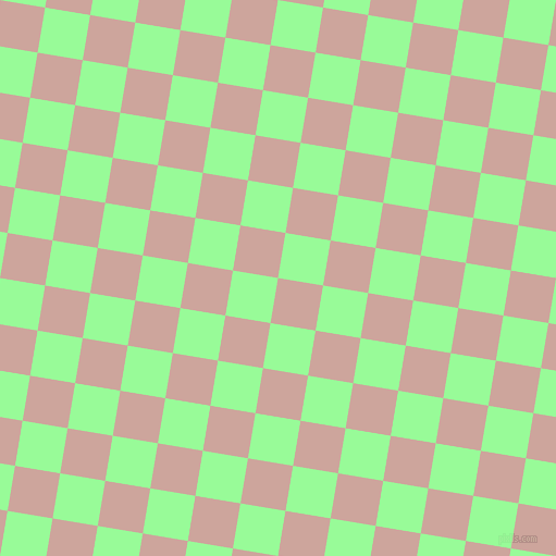 81/171 degree angle diagonal checkered chequered squares checker pattern checkers background, 42 pixel square size, , Eunry and Pale Green checkers chequered checkered squares seamless tileable